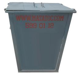 контейнер с крышкой