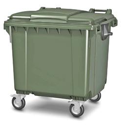 евроконтейнер пластиковый